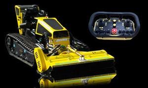 DARIO debroussaillage fauchage robot 3299370-4730291